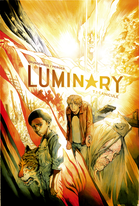 Luminary tome 1