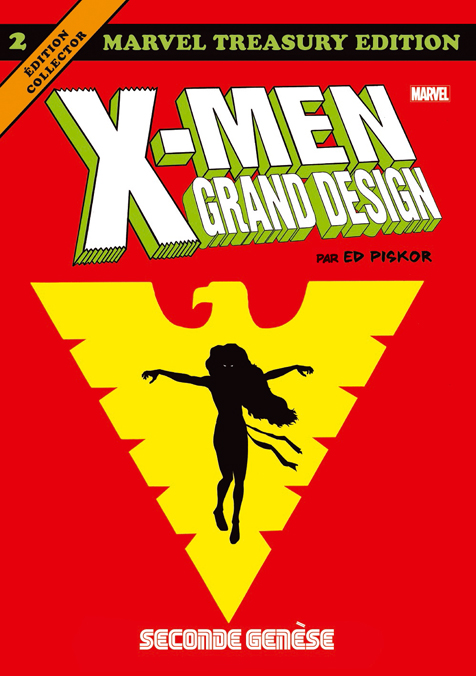 X-MEN Grand Design tome 2