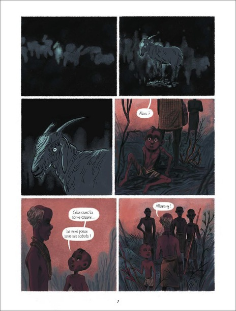 Le Repas des hyènes
