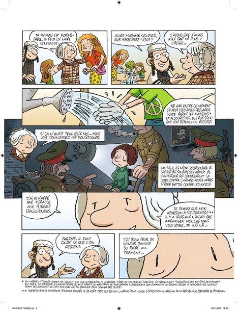 Irena, tome 5, La vie après