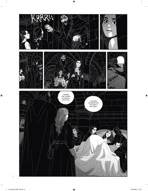 Les Ogres-dieux, tome 4, Première-née