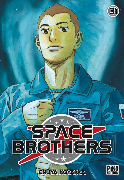 Space Brothers, tome 31