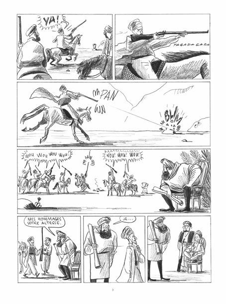 Voyages en Egypte et en Nubie de Giambattista Belzoni tome 3