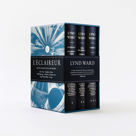 L'éclaireur - récits gravés de Lynd Ward
