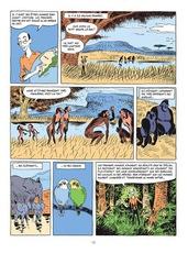 Sapiens, tome 1, La naissance de l'humanité