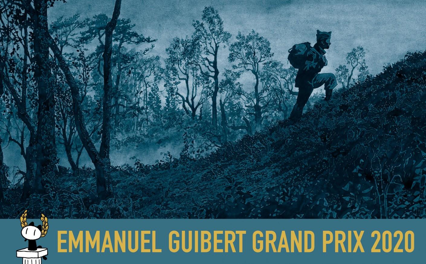 Emmanuel Guibert, Grand Prix 2020